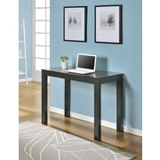 Parsons Desk with Drawer, Espresso