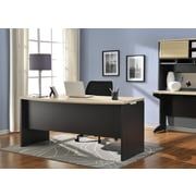 Altra Pursuit Executive Desk, Natural/Gray