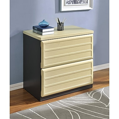 Altra Pursuit 2 Drawer Lateral File, Putty/Beige,Letter/Legal, 29.4''W (9522096)