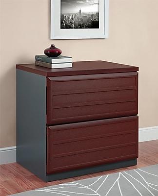 Altra Furniture Benjamin Lateral File, NATURAL