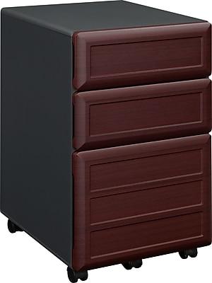 Altra Furniture Pursuit Vertical File, Cherry
