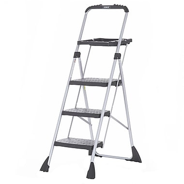 Cosco Products Cosco Three Step Max Steel Work Platform PLATINUM/BLACK  sc 1 st  Staples & Cosco Products Cosco Three Step Max Steel Work Platform PLATINUM ... islam-shia.org