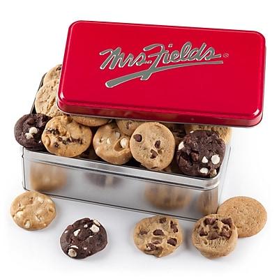 Mrs. Fields® 28 Nibblers® Classic Tin