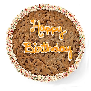 Mrs. Fields® Happy Birthday Cookie Cake