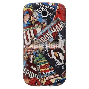 Anymode Marvel Comic Kickstand Hard Case For Samsung Galaxy S3, Hero Mix 1