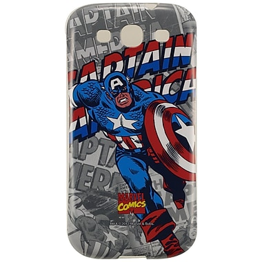 Anymode Marvel Comics Hard Case For iPhone 4S, Captain America