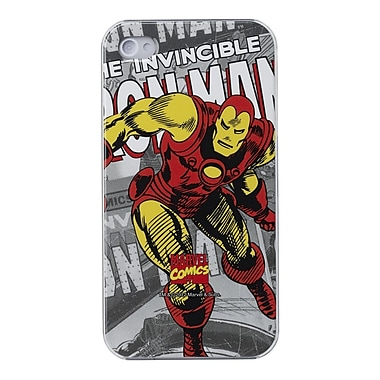 Anymode Marvel Comics Hard Case For iPhone 4S, Iron Man