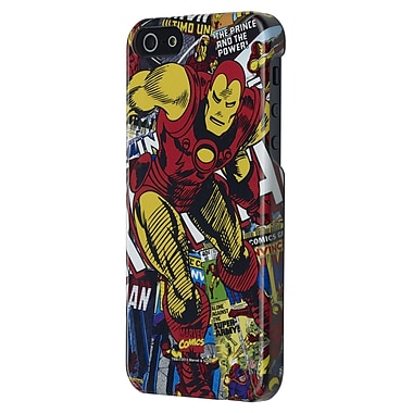 Anymode Marvel Comics Hard Case For iPhone 5, Iron Man