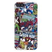 Anymode Marvel Comics Hard Case For iPhone 5, Hero Mix 1