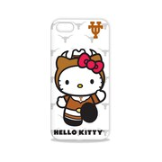 Tribeca Gear White Hard Shell Case For iPhone 5, Hello Kitty University of Texas