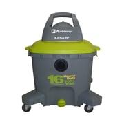 Koblenz® WD-16K Heavy Duty Wet/Dry Vacuum, Gray/Green