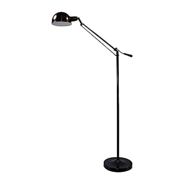 Verilux® 26 W Brookfield Natural Spectrum Floor Lamp, Bronze