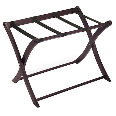 Winsome Luggage Rack, Espresso