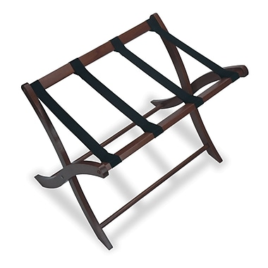Winsome Luggage Rack, Antique Walnut