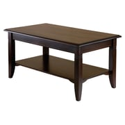 Winsome – Tables de la collection Nolan, cappuccino