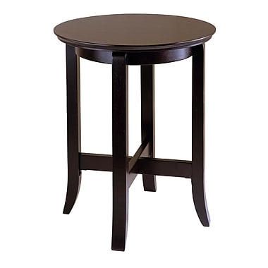 Winsome Toby End Table, Espresso
