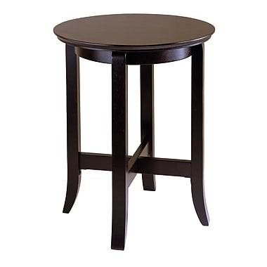 Winsome – Table de bout Toby, espresso