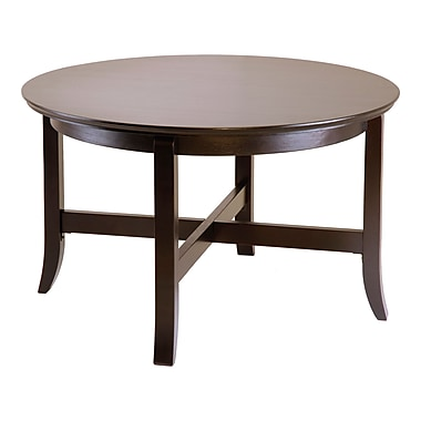 Winsome – Tables de la collection Toby, espresso