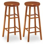 """Winsome 30"""" Swivel Seat Stools, 2/Pack"""