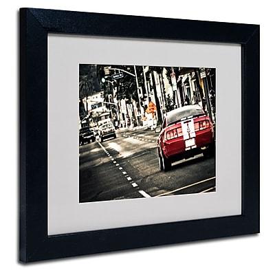 Trademark Fine Art 'As a Move' 11