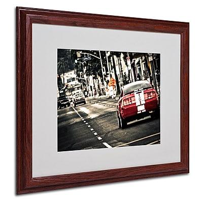 Trademark Fine Art 'As a Move' 16