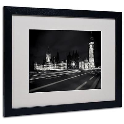 Trademark Fine Art 'Letters From London 2' 16
