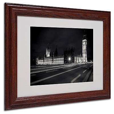 Trademark Fine Art 'Letters From London 2' 11