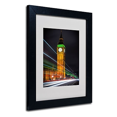 Trademark Fine Art 'Streams Over Westminster'