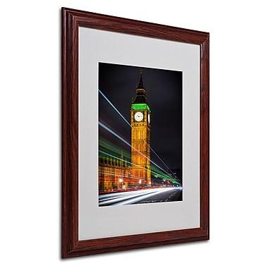 Trademark Fine Art 'Streams Over Westminster' 16
