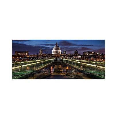 Trademark Fine Art 'Symmetries of London' 12