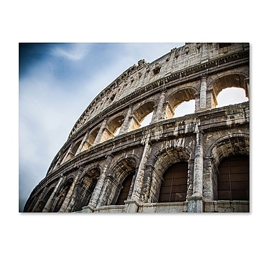 Trademark Fine Art 'Colosseo' 30