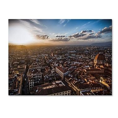 Trademark Fine Art 'Florence' 16