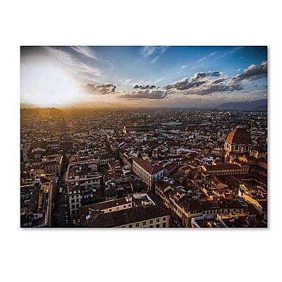 Trademark Fine Art 'Florence' 14