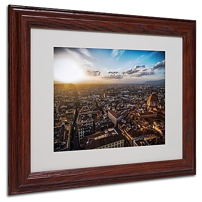 Trademark Fine Art 'Florence' 11