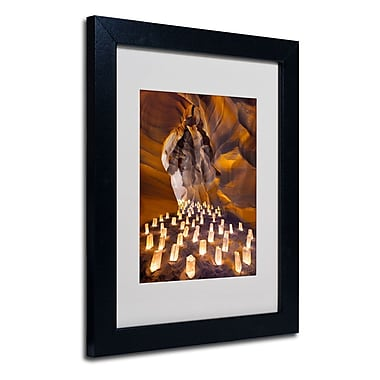 Trademark Fine Art 'Candle Canyon I'