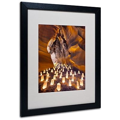 Trademark Fine Art 'Candle Canyon I' 16