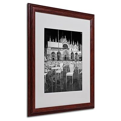 Trademark Fine Art 'Chairs In San Marco' 16