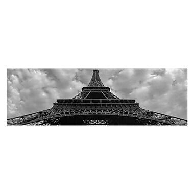Trademark Fine Art 'Eiffel Panoramica' 6