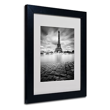 Trademark Fine Art 'Eiffel Tower Study I'