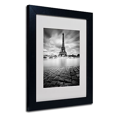 Trademark Fine Art 'Eiffel Tower Study I' 11