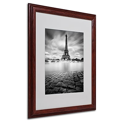 Trademark Fine Art 'Eiffel Tower Study I' 16