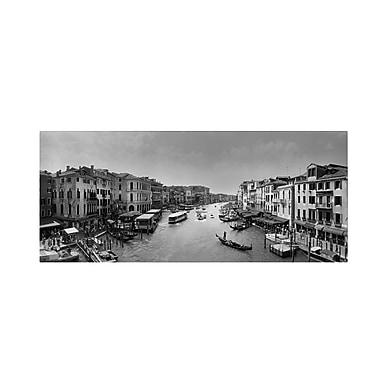 Trademark Fine Art 'Gran Canale' 10