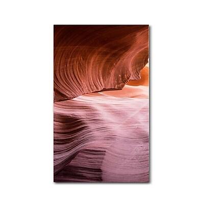 Trademark Fine Art 'Lower Wave III' 24