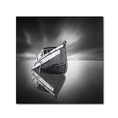 Trademark Fine Art 'My Boat III' 24