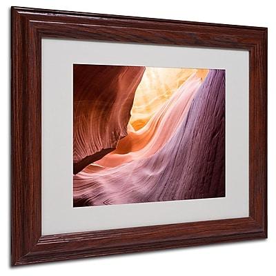 Trademark Fine Art 'The Lower Wave' 11