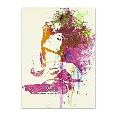 Trademark Fine Art 'Challenger Girl' 35
