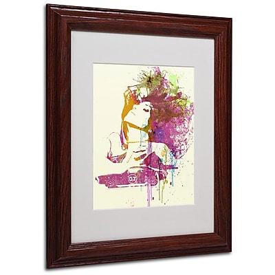 Trademark Fine Art 'Challenger Girl' 11