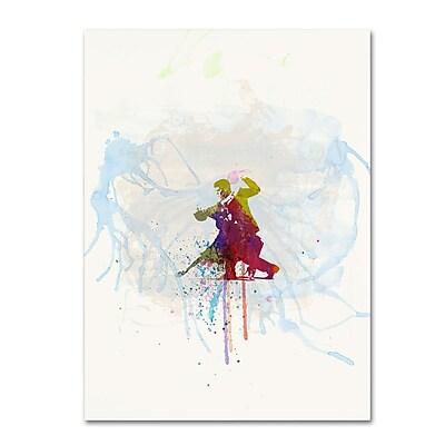 Trademark Fine Art 'Last Dance' 18