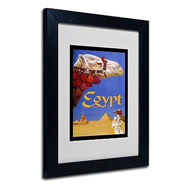 Trademark Fine Art 'Egypt Camel'