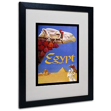Trademark Fine Art 'Egypt Camel' 16
